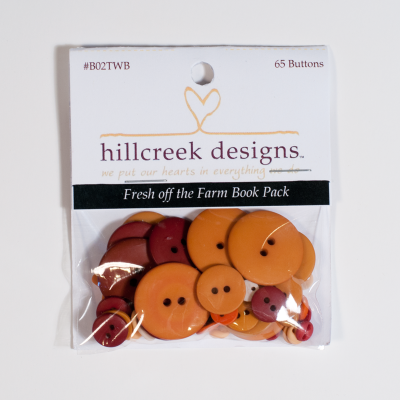 B02 Fresh off the Farm Book Button Pack