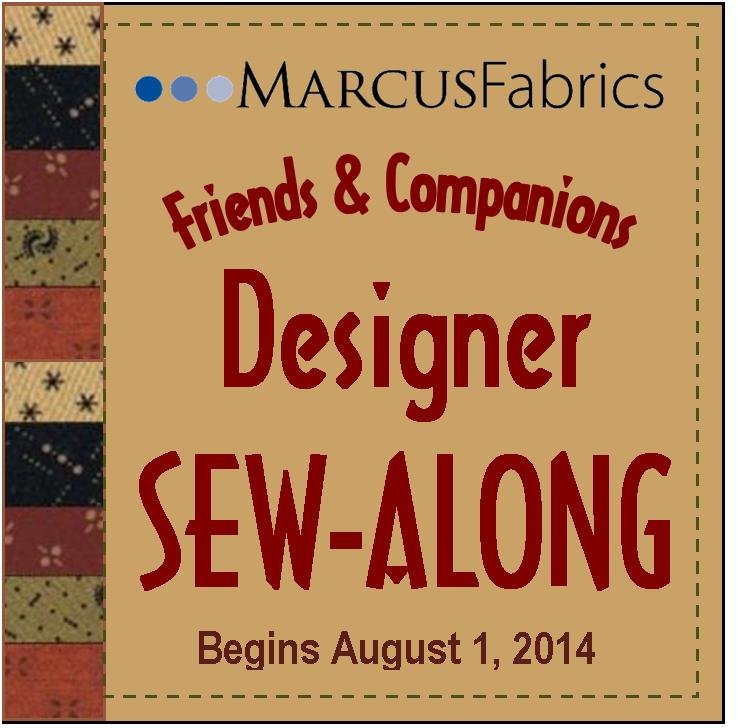Marcus Friends and Companions Sew-A-Long Kit