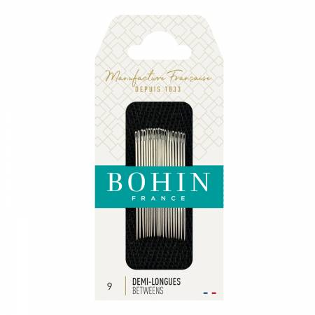 Bohin Between / Quilting Needles Size 9