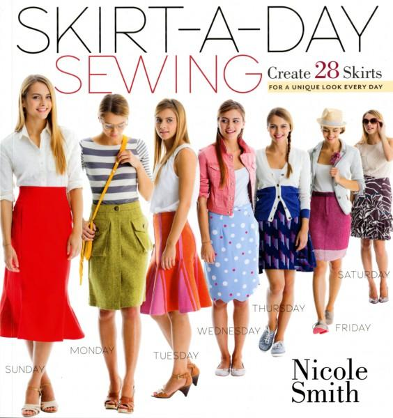 Skirt A Day Sewing  - Softcover - 62974