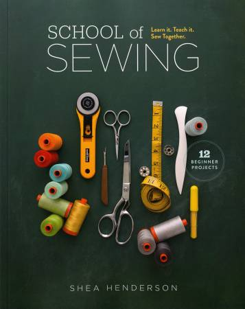 School of Sewing - Softcover