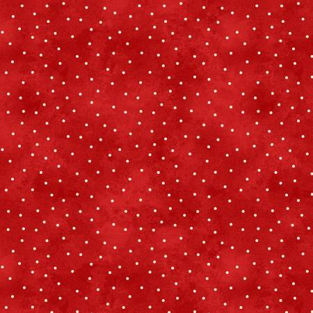 Red Scattered Dots