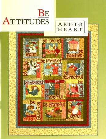 Be Attitudes - ATH534  - MAY BE RESTOCKED UPON REQUEST