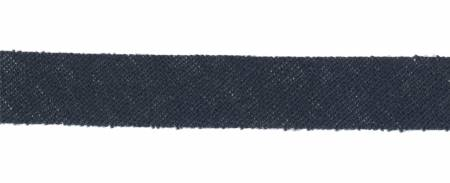 Chenille-It Blooming Bias 3/8 - Navy BY THE YARD