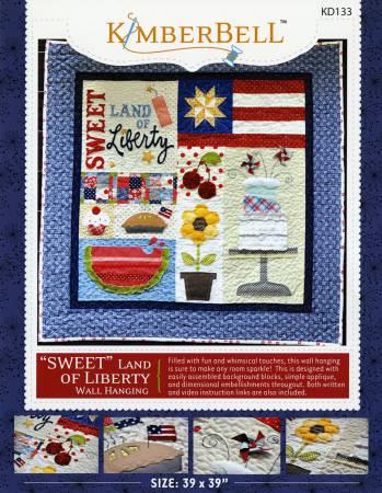 Sweet Land Of Liberty Patern