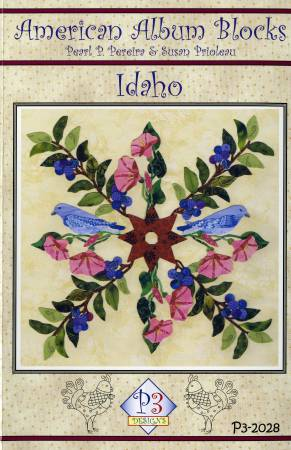 American Album - Idaho Block 28 Gem State